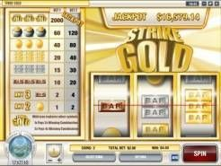 Strike Gold Slots
