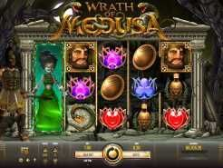 Wrath of Medusa Slots